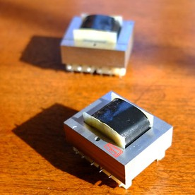 Parafeed Nickel Core Output Transformers for Headphones