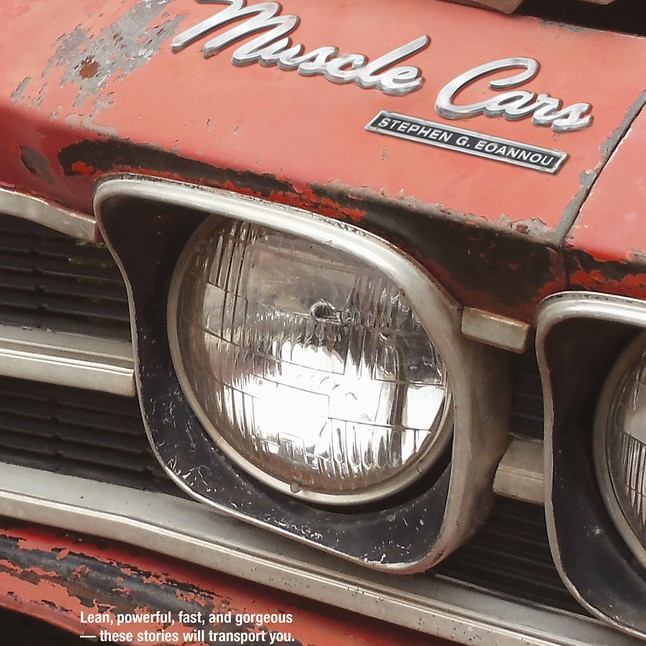 bookchickdi: Muscle Cars by Stephen G. Eoannou
