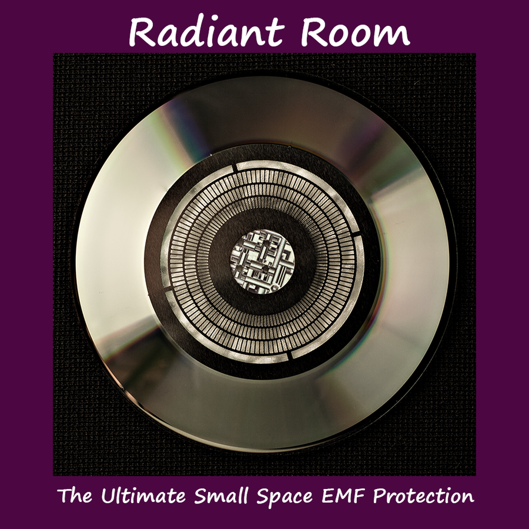 Emf protection energy equals wellness radiant room small space emf protection aloadofball Images