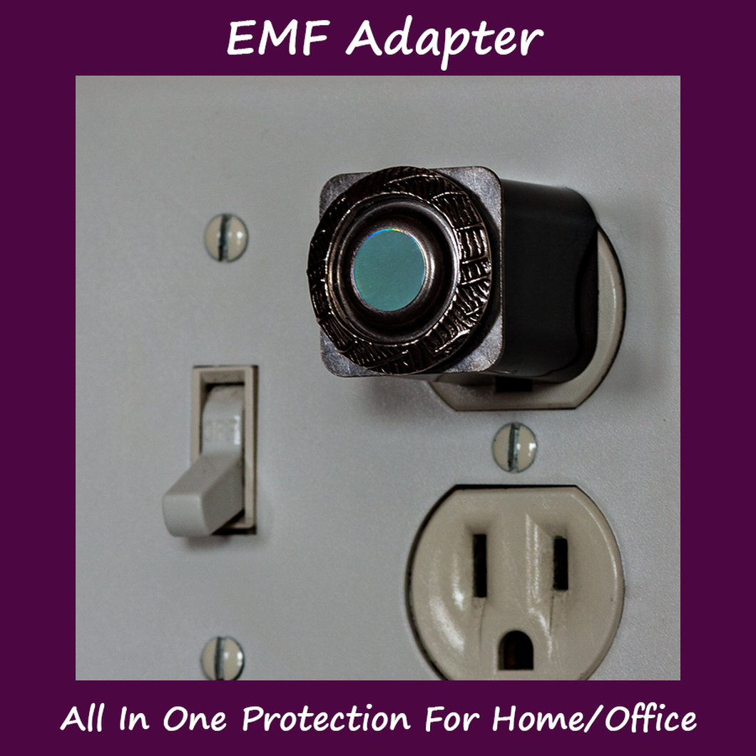 Emf protection energy equals wellness emf adapter protection for homeoffice aloadofball Images