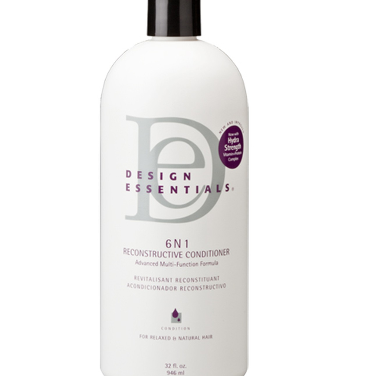 Design Essentials 6 N 1 Reconstructive Conditioner