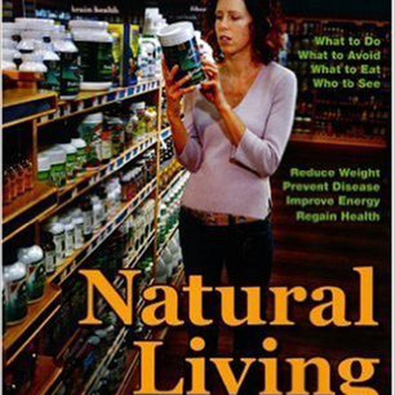 Zoe on the beginners guide to natural living & natural health.