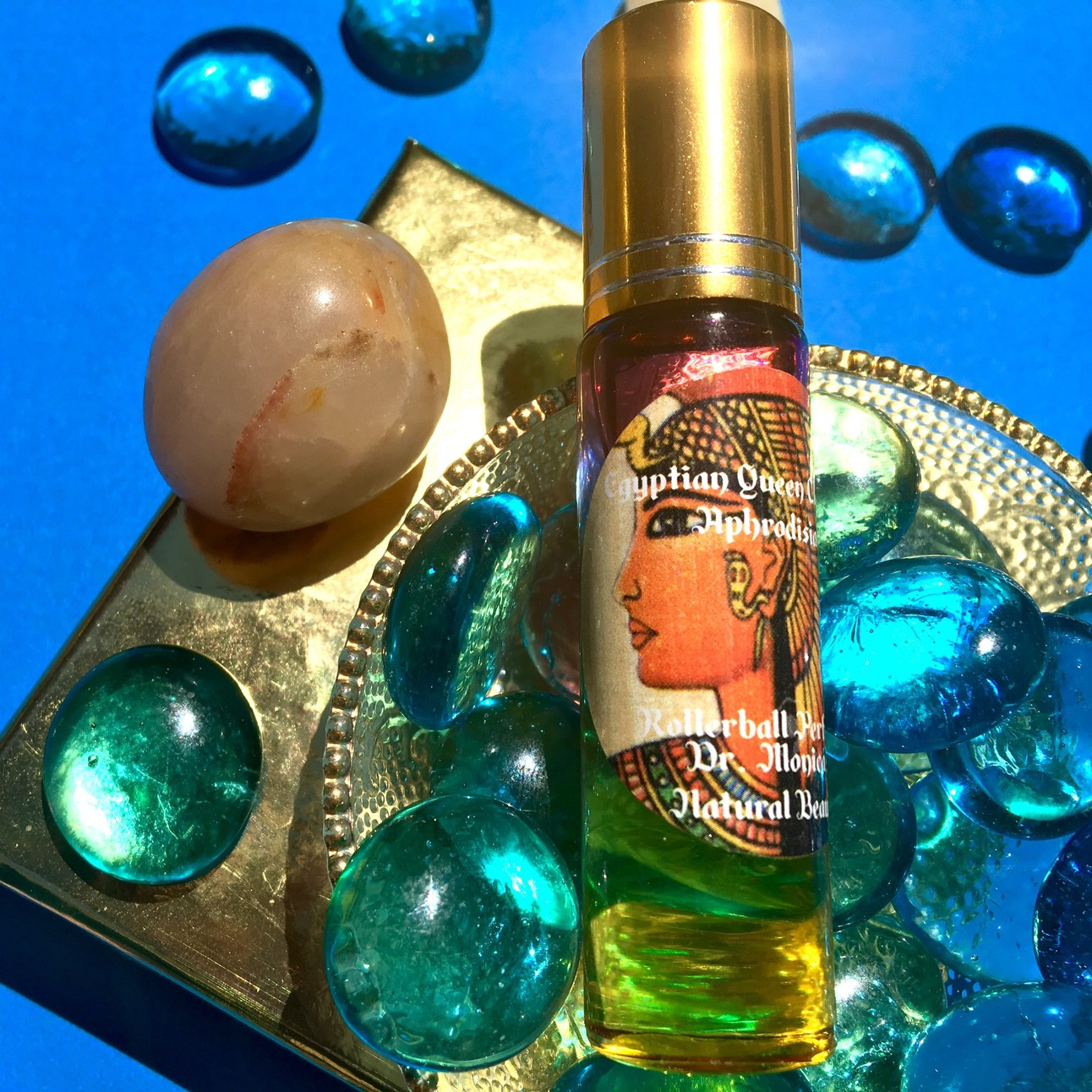 Dr. Monica's Cleopatra Body oil