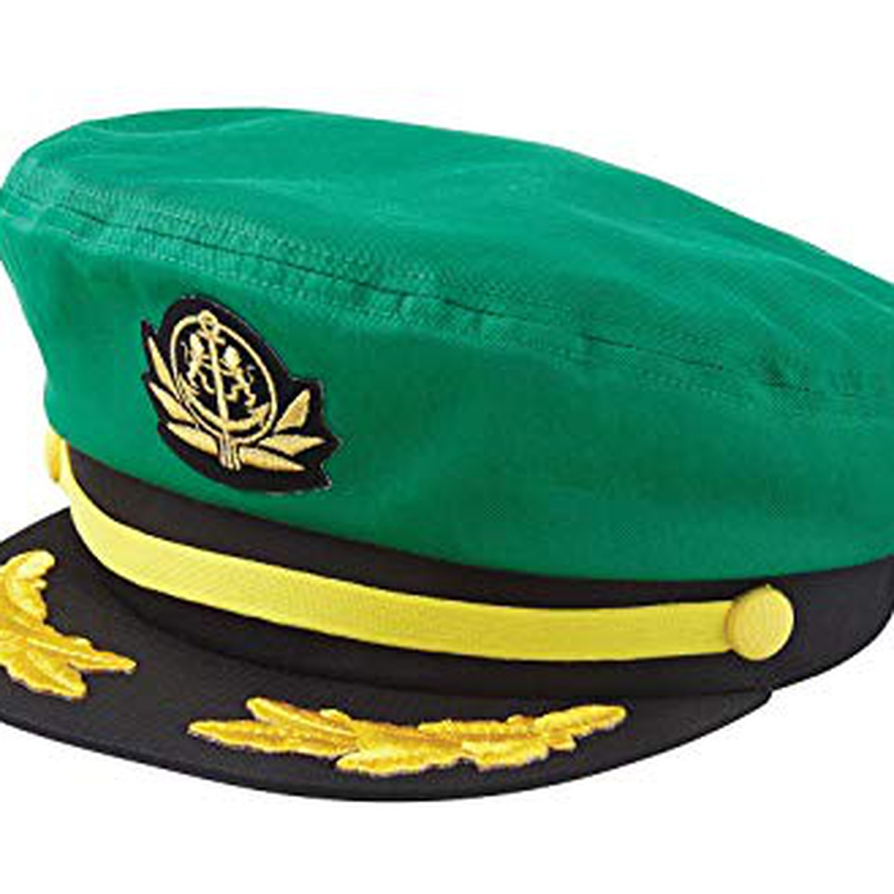 b5324135ba7 Captains Hat Shamrock Green