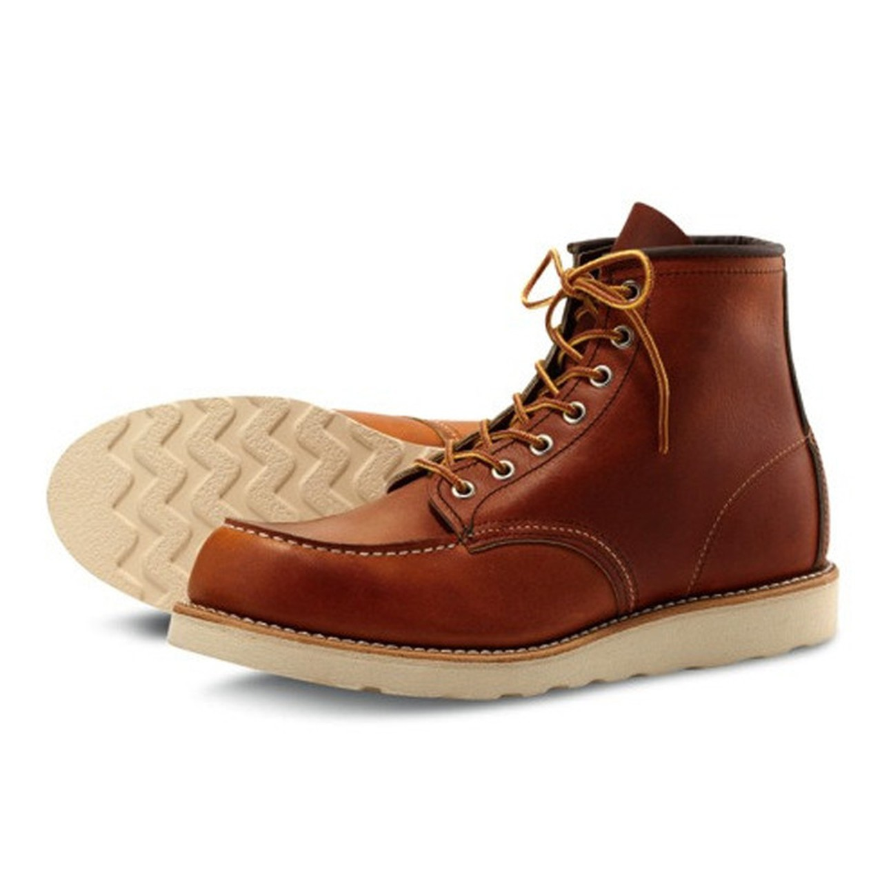427912bbc1f RED WING 875 CLASSIC MOC TOE BOOTS