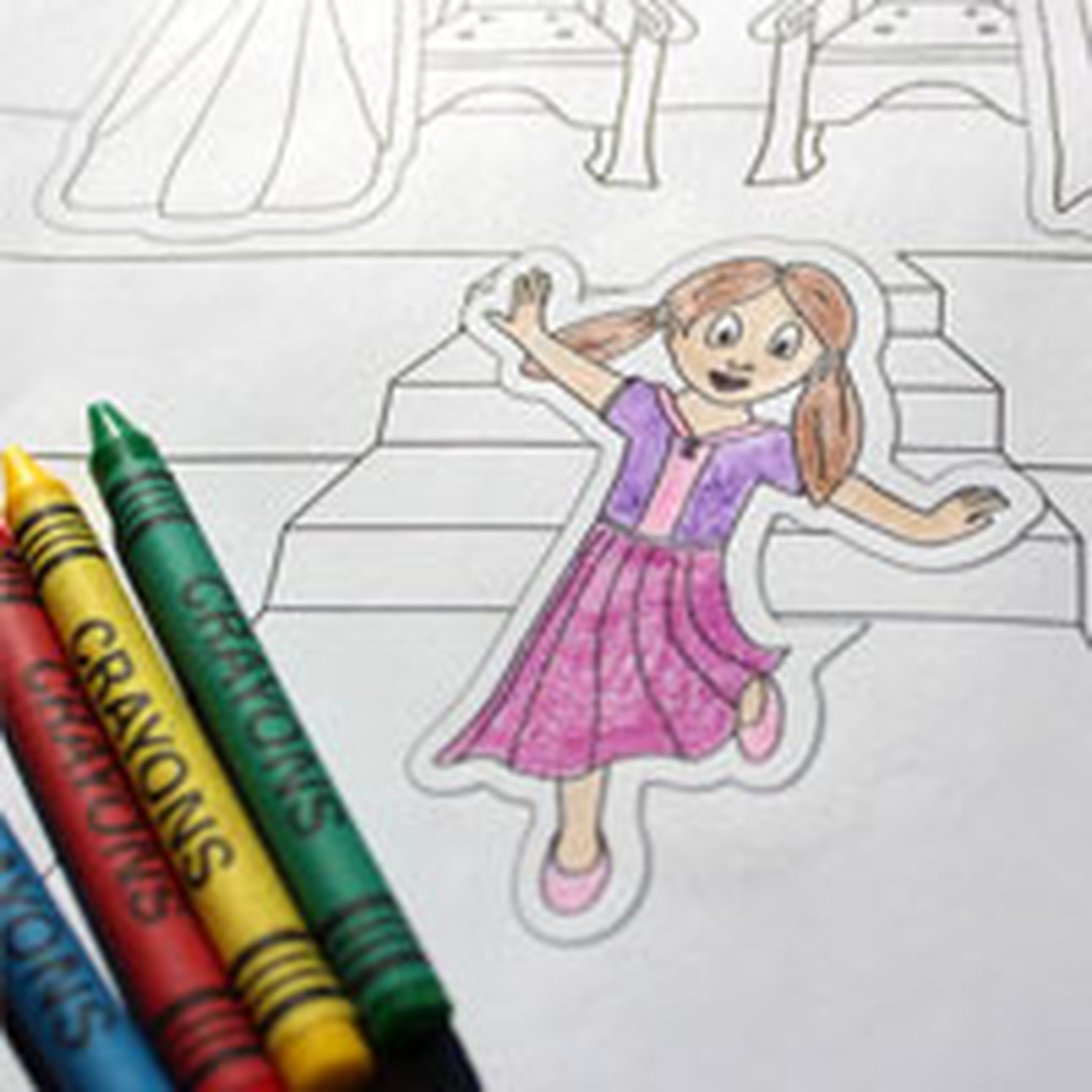 create your own princess tale