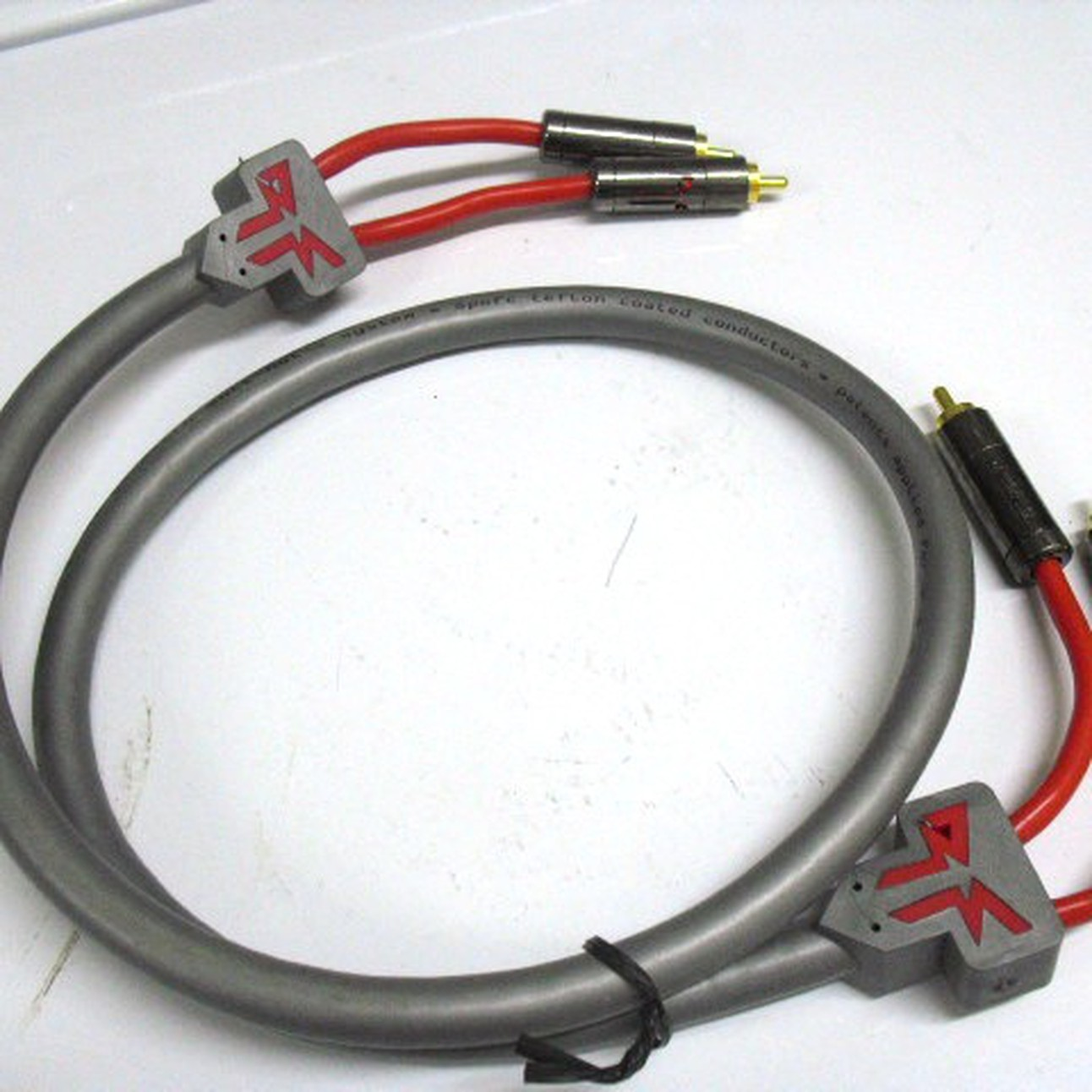 1m Rockford Fosgate Xxx Triple X Ultra Rca Cable New Out Of The Wiring Schematics Packaging