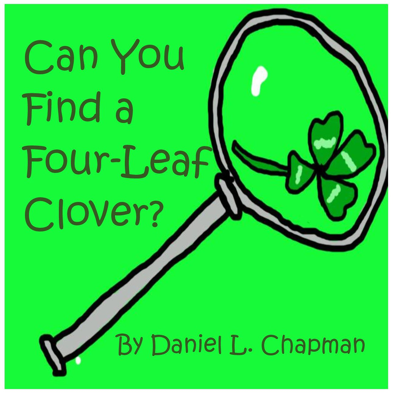 Can You Find A Four Leaf Clover