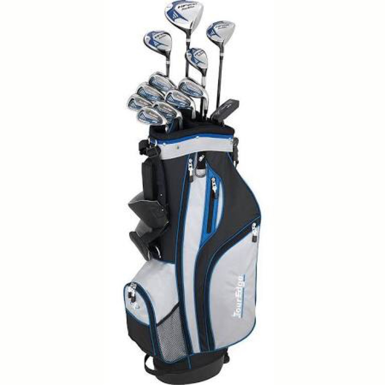 25df2878 Tour Edge HP25 Complete Set (Men's, Senior, 17pc) Golf Clubs New