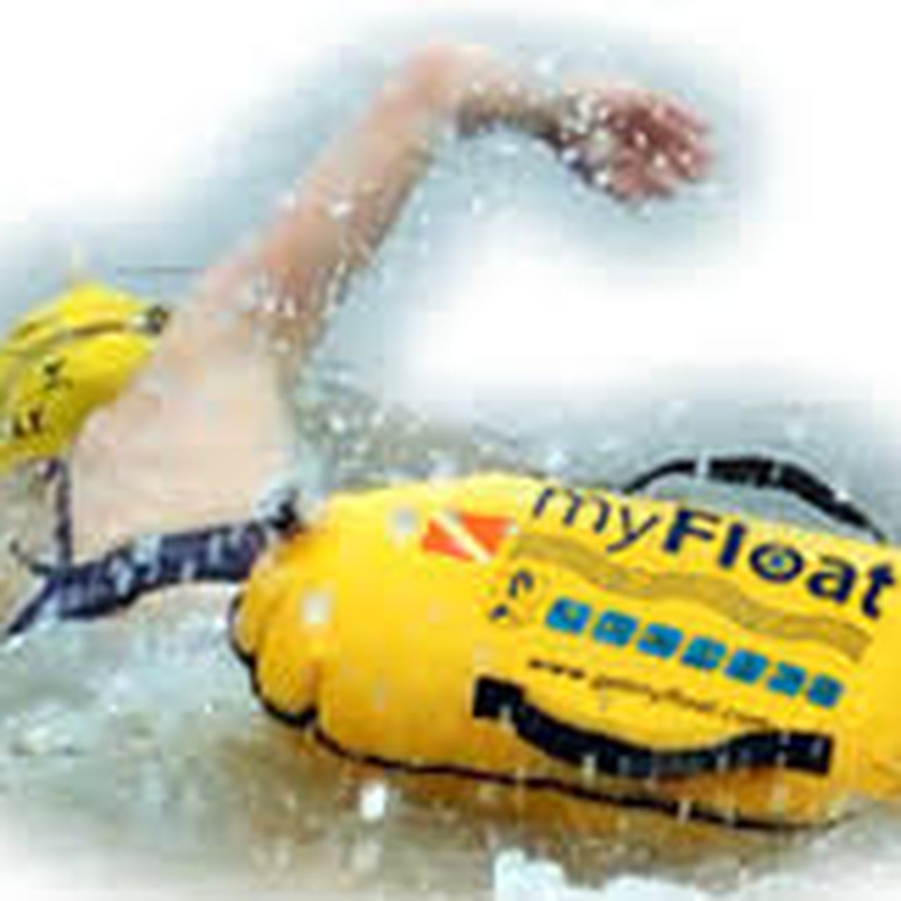 myFloat Inflatable Dry Bag