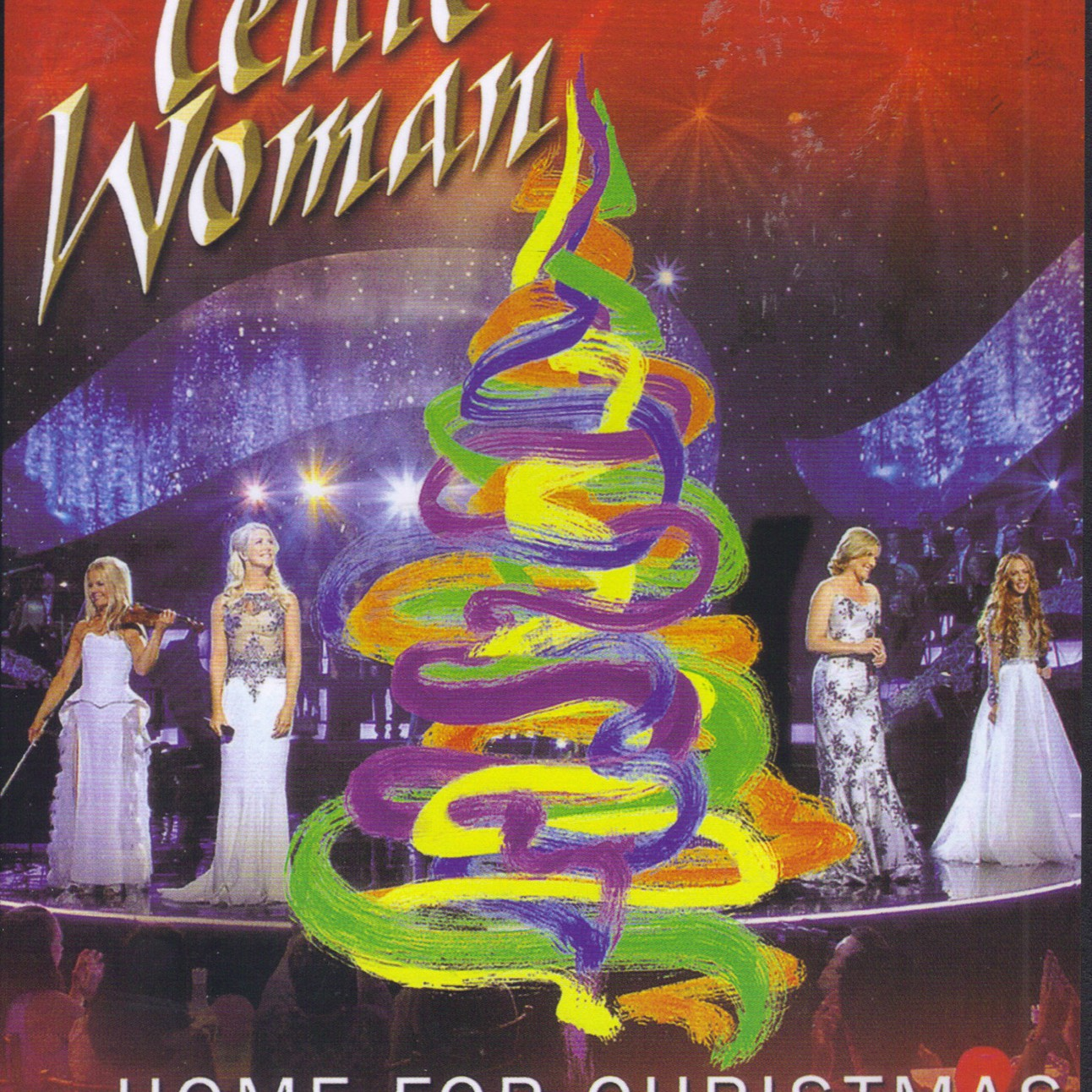 celtic woman home for christmas live from dublin dvd