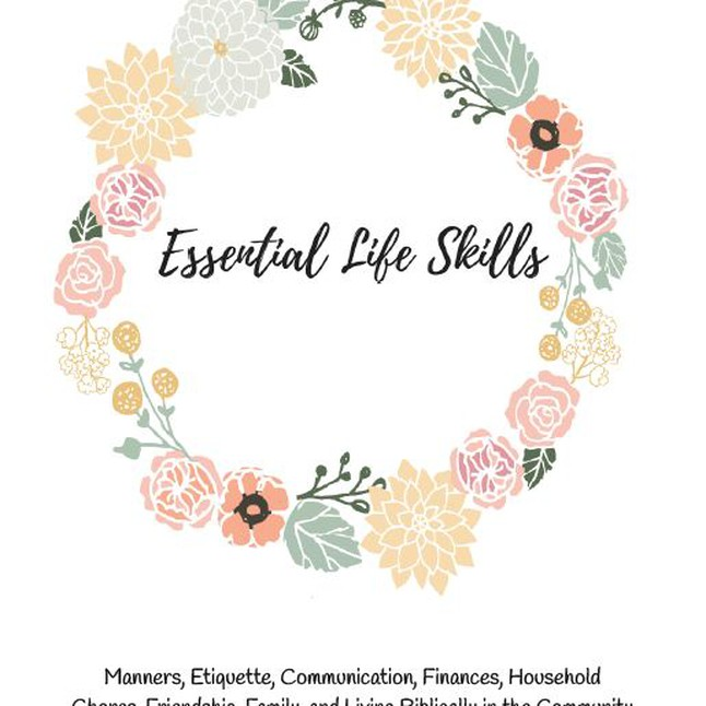 Essential Life Skills Christian Homeschool Course